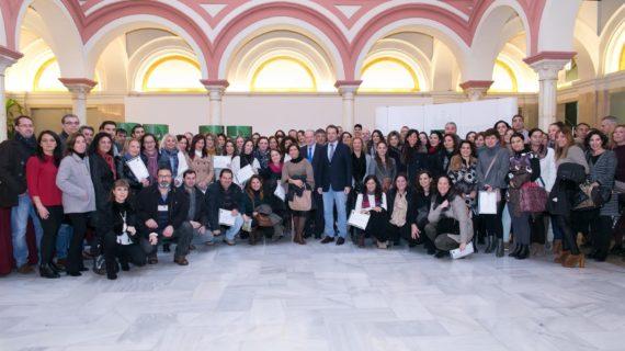 El Plan de Formación de la Diputación para fomentar el empleo desarrolla 65 cursos a partir de septiembre