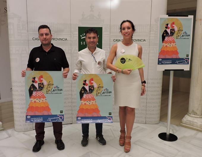 La Campana se prepara para vivir una nueva edición de la Feria de San Lorenzo