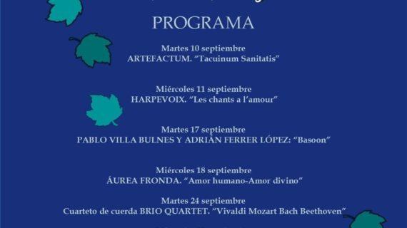Los mejores recitales de música clásica se citan en Alcalá de Guadaíra