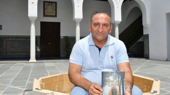 El pintor y escultor tomareño Fco. Markés debuta en el mundo editorial