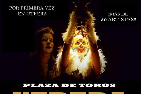 Utrera rinde tributo a 'El Rey León' con el musical 'El Rey de la Sabana'