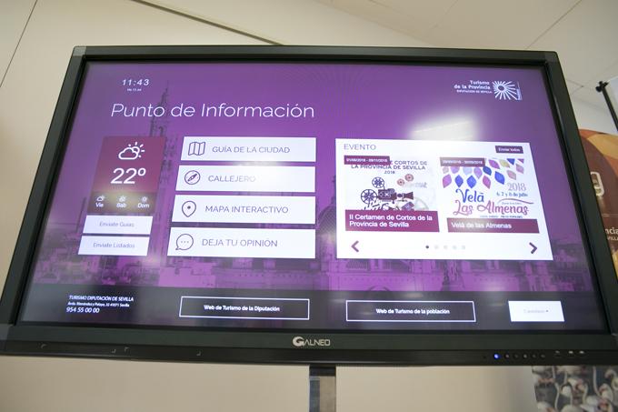 Los visitantes franceses, los que más información solicitan en la Oficina de Turismo de la Provincia