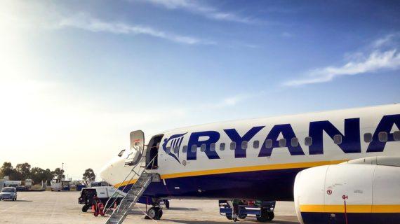 Ryanair anuncia una ruta directa entre Sevilla y Londres Luton