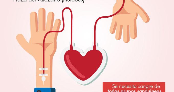 Dona sangre en Utrera el próximo 27 de agosto