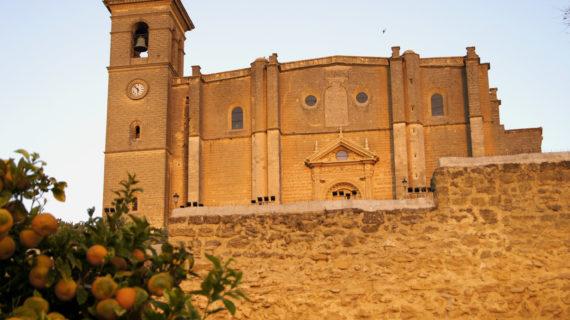 Se inician las obras de restauración de la torre de la Colegiata en Osuna