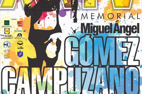 Mairena del Alcor celebra la XXIV edición del Memorial Miguel Ángel Gómez Campuzano