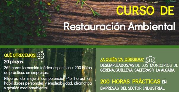 Nueva oportunidad formativa para los desempleados de Gerena, Guillena, Salteras y La Algaba