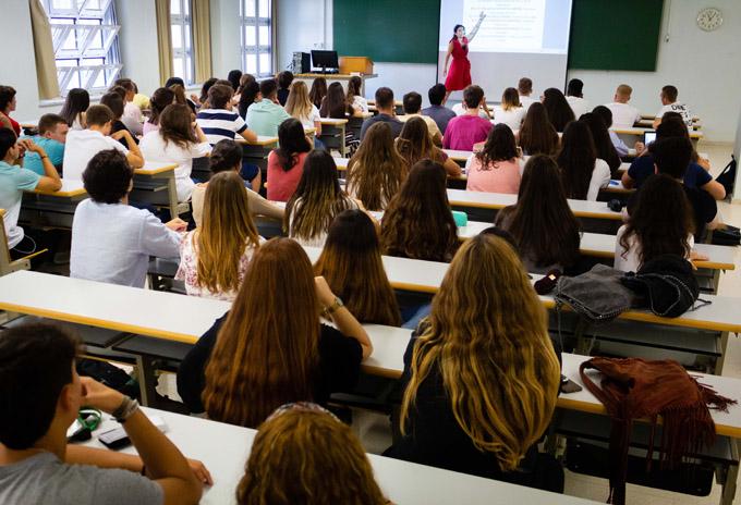 Arranca el curso académico en la Universidad Pablo de Olavide con más 12.000 alumnos