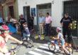 Gran éxito del Día sin Coche en la calle Águilas de la capital sevillana