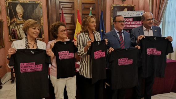 Sevilla acoge un centenar de actividades divulgativas durante la Noche Europea de l@s Investigador@s