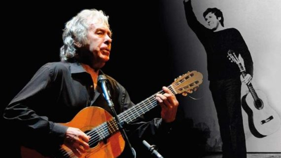 Paco Ibáñez convertirá el Lope de Vega en un espacio de amor y libertad