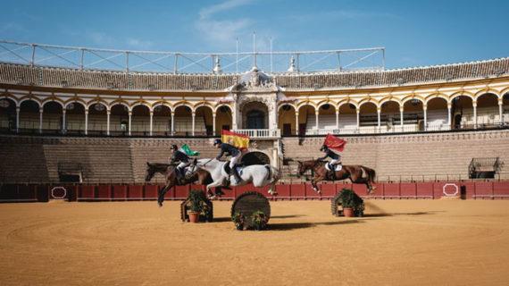 Los mejores caballos y jinetes se dan cita en la IX Gran Semana Anglo-árabe