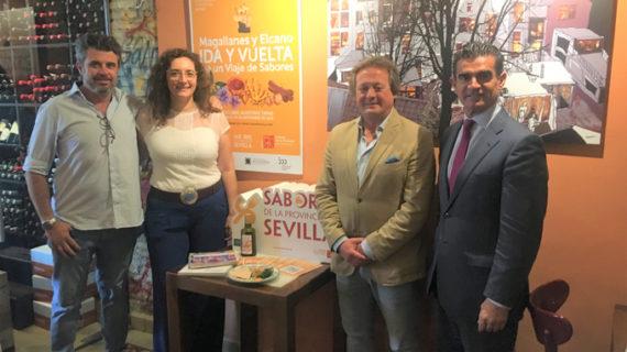 Un total de 31 establecimientos participan en las Jornadas Gastronómicas 'Magallanes y Elcano. Ida y vuelta de un viaje de sabores'