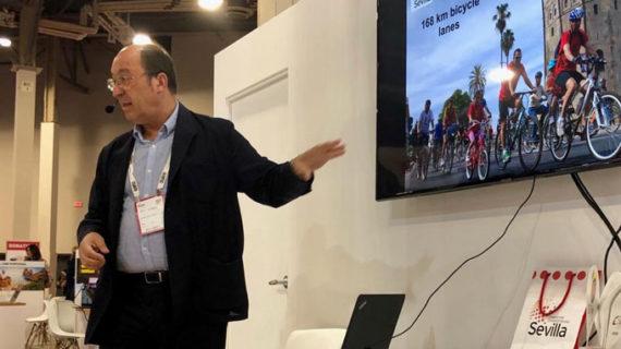 El Sevilla Convention Bureau incrementa su presencia en USA participando en Las Vegas en IMEX