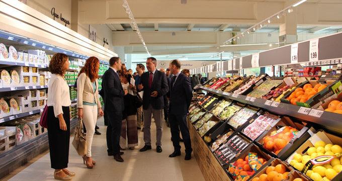 El nuevo barrio sevillano de Cisneo Alto acoge la apertura de una nueva superficie comercial