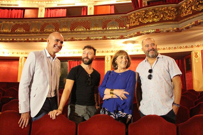 'La golondrina', un melodrama contra la homofobia, se representa en el Teatro Lope de Vega
