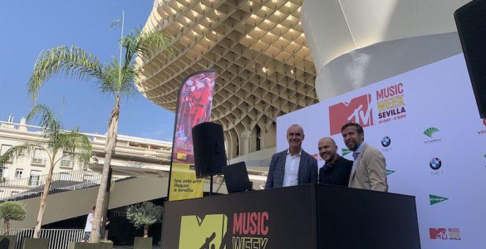 Plaza de España y el CAAC serán sede de los principales eventos que servirán como antesala de los MTV EMAs 2019 Sevilla