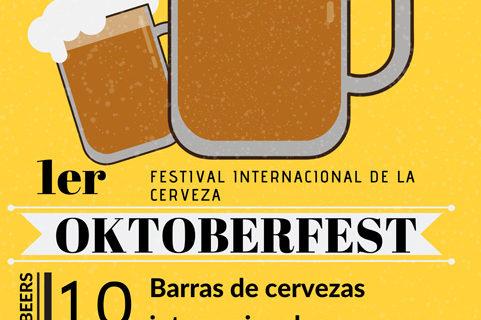 El Festival de la Cerveza 'OktoberFest' llega a la Plaza de Andalucía de Lora del Río
