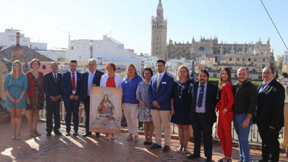 El barrio de Torreblanca de Sevilla celebra la 61ª edición de su Romería