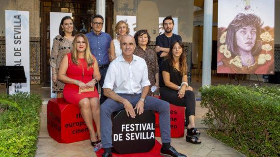 El cartel de la 16 edición del Festival de Sevilla homenajea al espectador y reivindica la vuelta a las salas de cine
