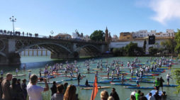 Más de 200 tablas de Paddle Surf llenarán el centro de Sevilla