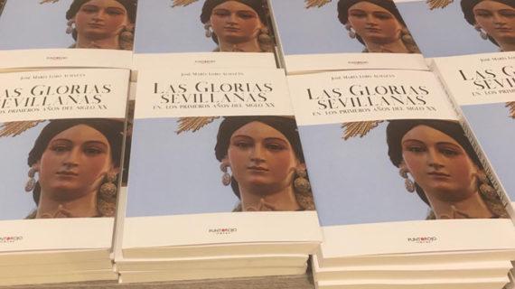 Lobo Almazán presenta el primer volumen de la obra 'Las Glorias Sevillanas'