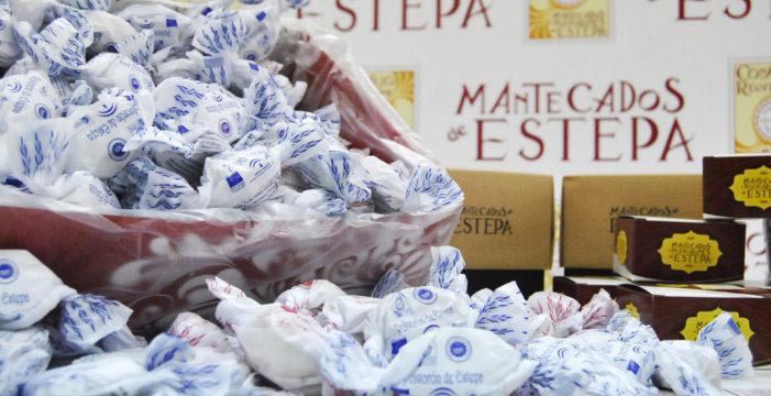 Repartirán más de 1.200 kilos de mantecados de Estepa entre los clientes de los hoteles sevillanos