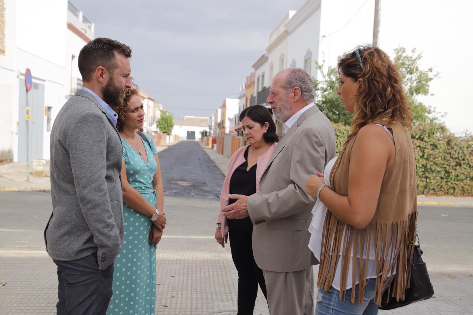 Nuevos proyectos en cartera de la Diputación para El Coronil