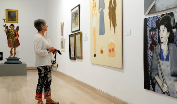 Fundación Unicaja expone la muestra de arte sacro 'Divina Alusión'