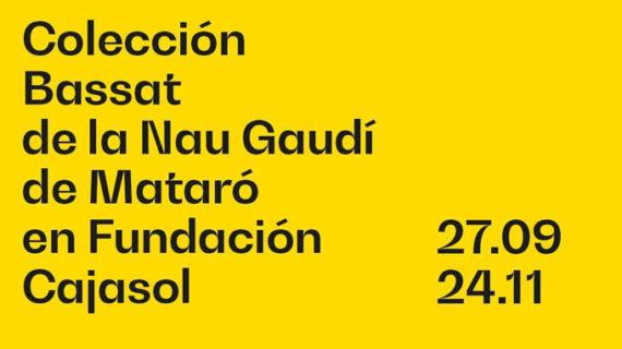 Una selección de obras de la Colección Bassat y una muestra sobre la carrera aeroespacial llegan en septiembre a la Fundación Cajasol