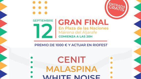Cenit, Malaspina, White Noisey Los Tiesos optan a entrar en el cartel de Riofest