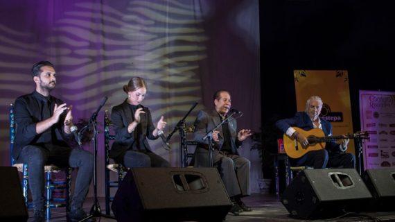 Éxito de la XXXI edición del Polvorón Flamenco de Estepa