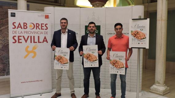 Fuentes de Andalucía celebra la segunda edición del 'Concurso Gatronómico del Garbanzo Blanco'
