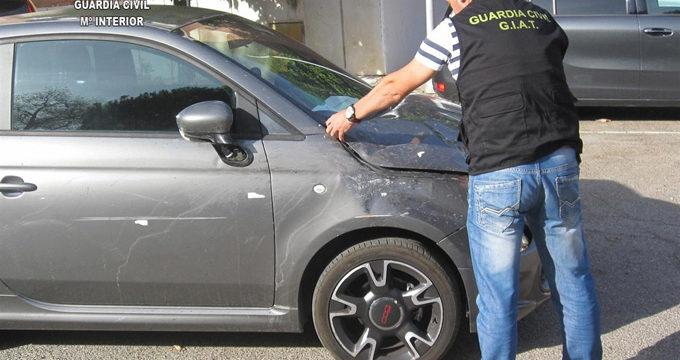 Detenido el conductor que presuntamente atropelló a un ciclista y se dio a la fuga en Alcalá de Guadaíra