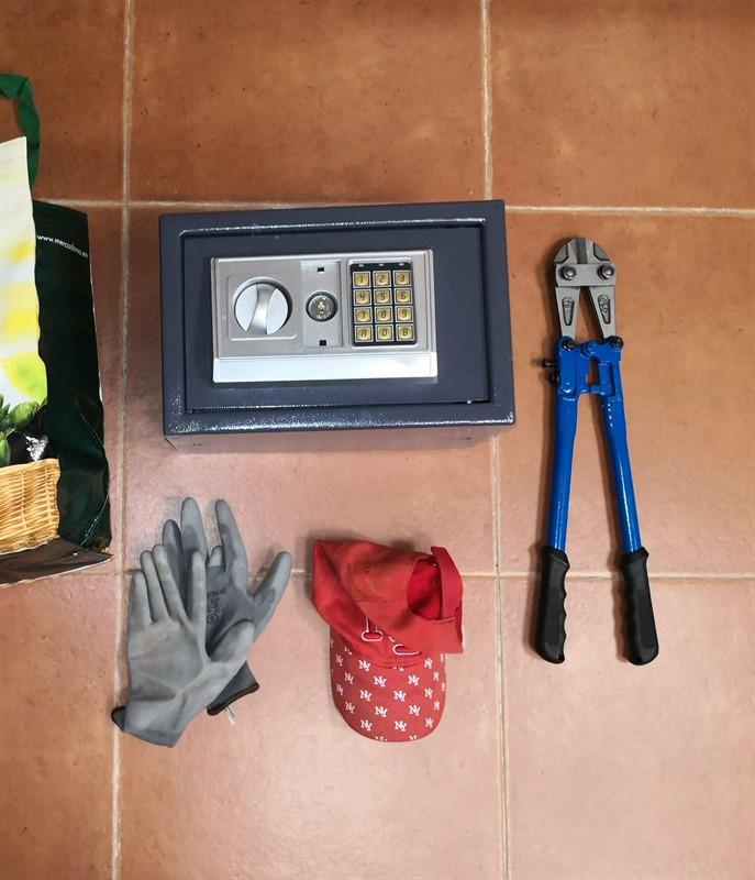 Detienen a cuatro vecinos de Villamanrique por cinco robos en el municipio