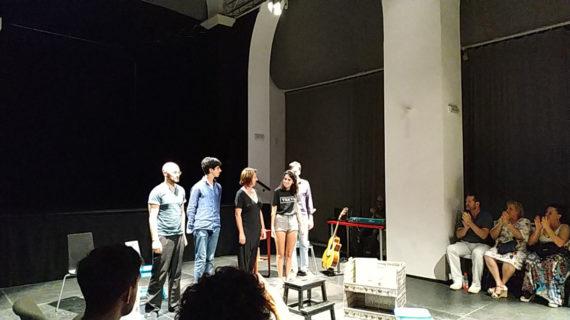 La Escuela de Artes Escénicas de Alcalá de Guadaíra inicia su segundo año con teatro y flamenco