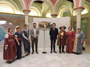 Presentación de la Feria de la Seda de Los Molares
