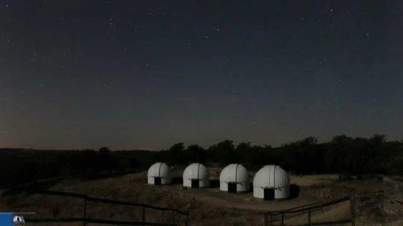 Almadén quiere recuperar su observatorio astronómico
