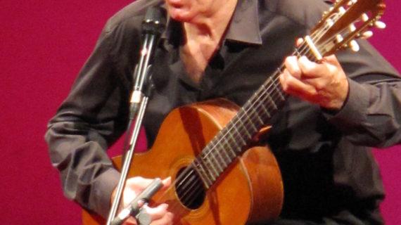 Paco Ibáñez, Martirio o Imanol Arias estará en Sevilla en el 'Festival Singular'