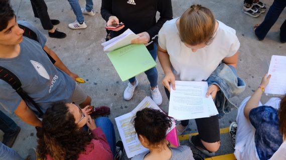Más de 2.000 estudiantes se presentan a la PEvAU entre la Universidad de Sevilla y la UPO