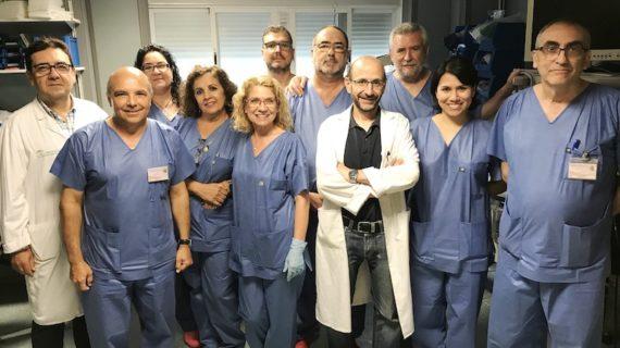 El Macarena, líder internacional en la punción de tumores cardíacos a través de ecoendoscopia