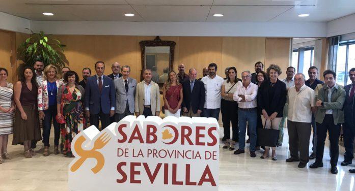 La Diputación apoya que 40 empresas estén en 'Andalucía Sabor'