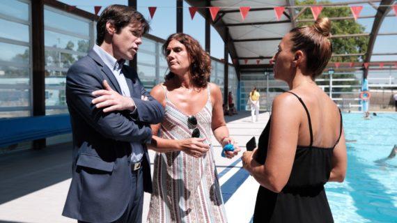 Incrementa un 25% los beneficiados de las piscinas e instalaciones municipales durante la campaña de verano en Sevilla