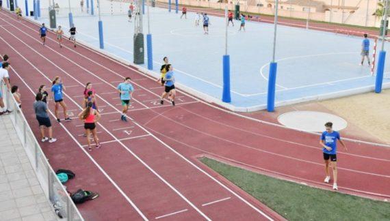 Tomares fomenta el deporte con una amplia oferta de actividades