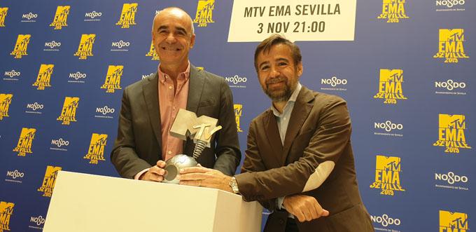 La celebración de los premios MTV en Sevilla llena los hoteles en el puente de noviembre