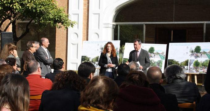 El proyecto de reurbanización y adaptación al cambio climático de Cruz Roja contará con participación municipal
