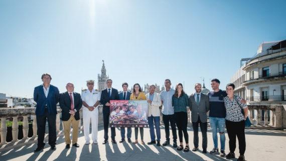 El río Guadalquivir acoge la 53º Regata Sevilla-Betis el fin de semana del gran derbi