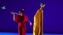 Las figuras y dibujos de Miró cobran vida a través de la danza en 'MiraMiró'