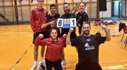El Club Bádminton Rinconada vuelve a la senda de la victoria