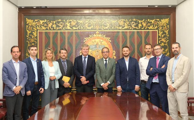 Nace la Cátedra en Agricultura Digital y Sostenibilidad Corteva de la Universidad de Sevilla